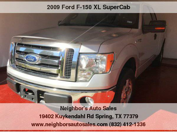 2009 Ford F-150 2WD SuperCab 133 XLT *Easy Financing*