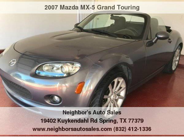 2007 Mazda MX-5 MIATA *Hablamos español!*