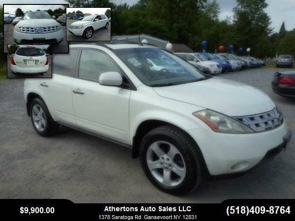 2007 Nissan Murano SUV S Sport Utility 4D