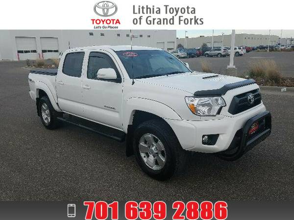 *2015* *Toyota Tacoma* *BASE* WHITE