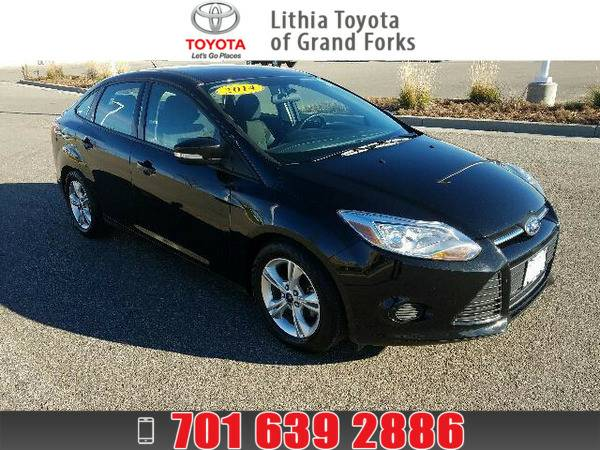 *2014* *Ford Focus* *SE* BLACK