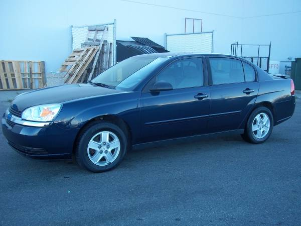Chevrolet 2004 Malibu LS 130K runs very good, new tires, one-owner car