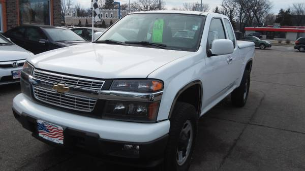 ***2010 Chevrolet Colorado***