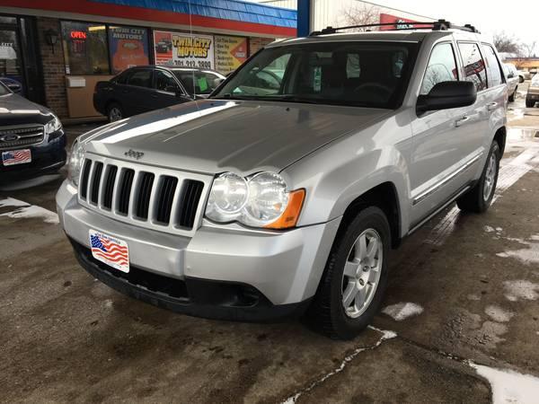 2010 Jeep Grand Cherokee Laredo 4x4 $249mo OAC