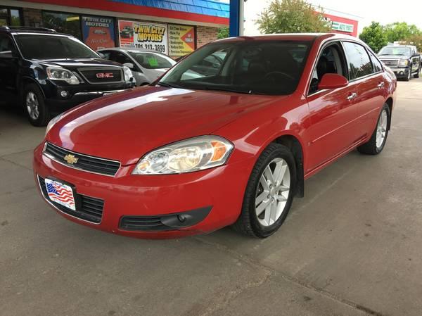 2008 Chevrolet Impala LTZ ( $289mo OAC )