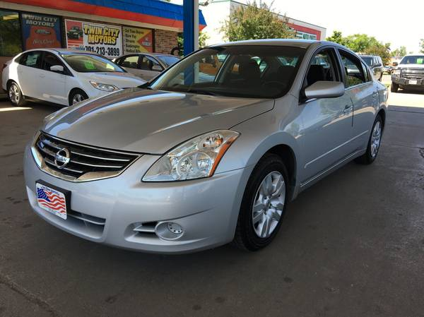 2011 Nissan Altima 2.5 S $306mo OAC