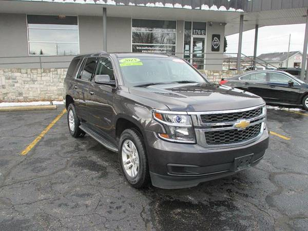 2015 Chevrolet Tahoe LS 4x4 SUV *CERTIFIED CARFAX AVAILABLE*