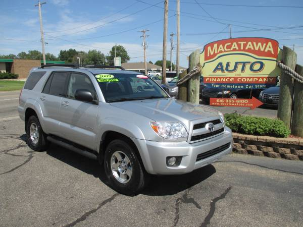 2009 Toyota 4Runner SR5 4x4 SUV *CERTIFIED CARFAX AVAILABLE*