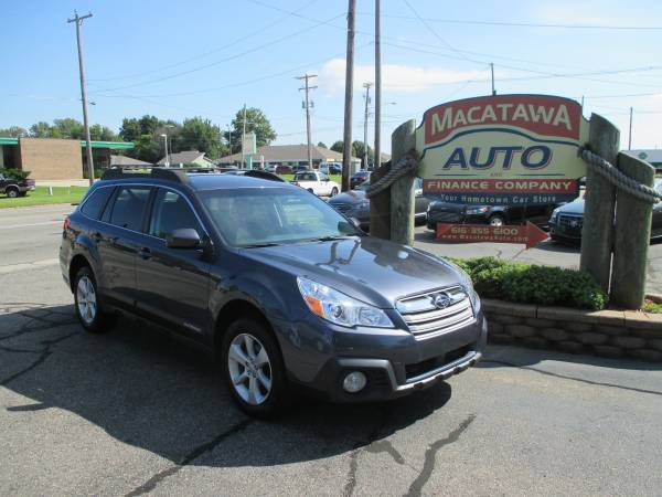2014 Subaru Outback Premium AWD Wagon *CERTIFIED CARFAX AVAILABLE*
