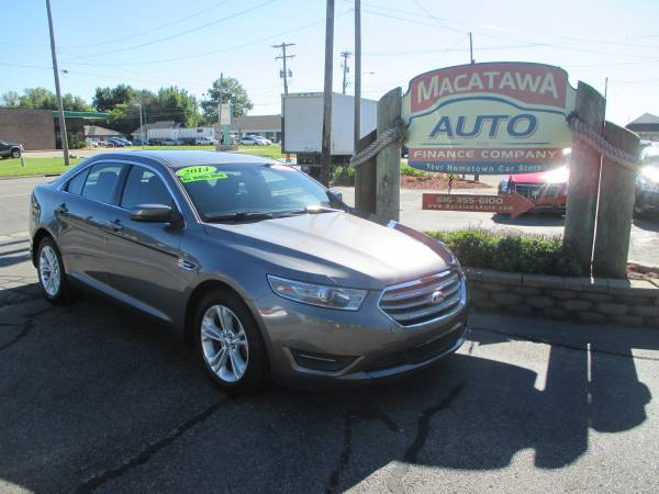 2014 Ford Taurus SEL AWD Sedan *CERTIFIED CARFAX AVAILABLE*