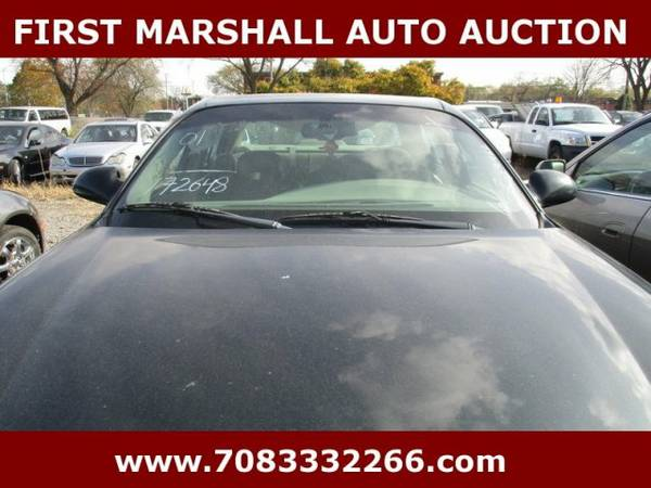 2001 Buick LeSabre Custom - First Marshall Auto Auction