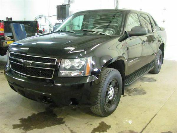 2008 *Chevrolet* *Avalanche* LS Sport Utility Pickup 4D 5 1/4 ft -EVER