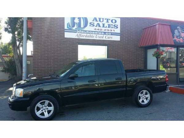 2007 Dodge Dakota 4 door 4x4