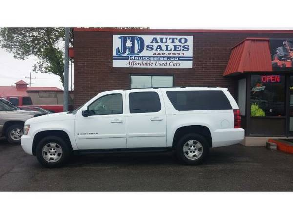 Beautiful 2007 Chevy Suburuban LT 4x4
