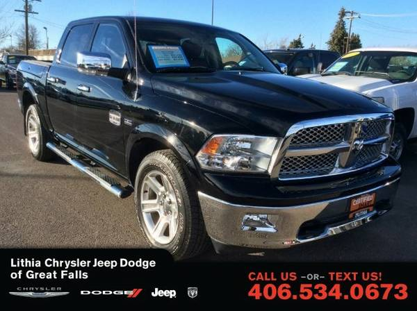2012 Ram 1500 LONGHORN