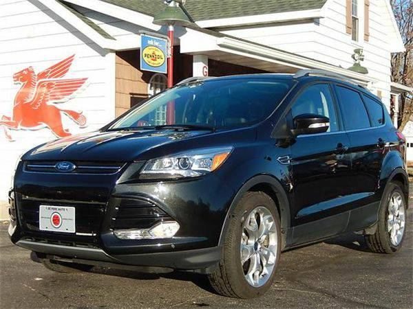 2015 *Ford* *Escape* Titanium