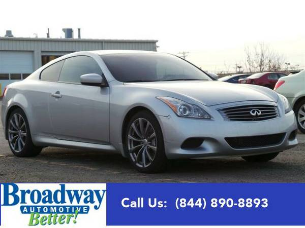 2009 *Infiniti G37 Coupe* Green Bay
