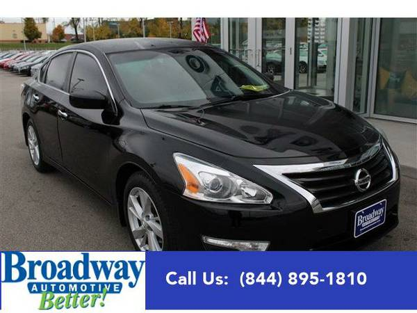 2014 *Nissan Altima* Green Bay
