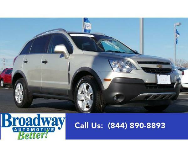 2014 *Chevrolet Captiva Sport Fleet* LS Green Bay