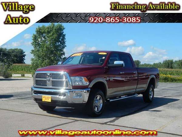2011 *Dodge RAM 2500* LARAMIE Quad Cab Longbox *Diesel*4x4* One-Owner