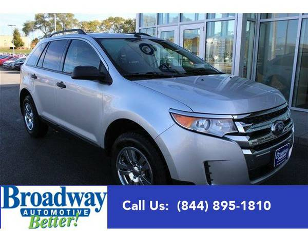 2012 *Ford Edge* SE Green Bay