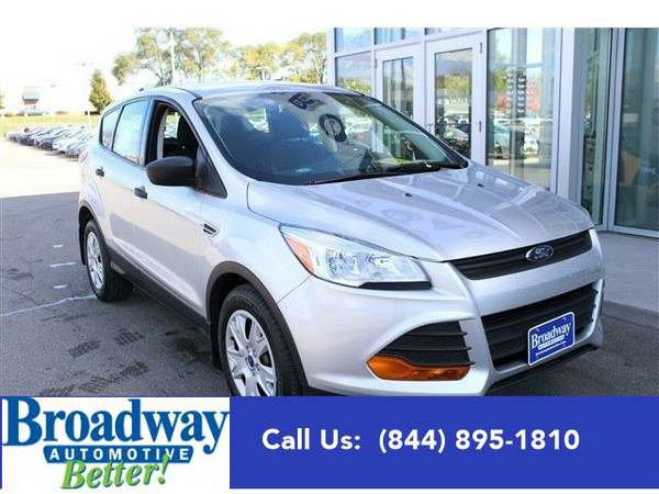 2016 *Ford Escape* S Green Bay