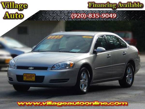2008 *Chevrolet Impala* LT - Silver-TRADE INS WELCOME!
