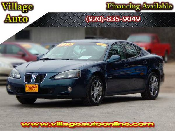 2006 *Pontiac Grand Prix* GXP - Blue-TRADE INS WELCOME!