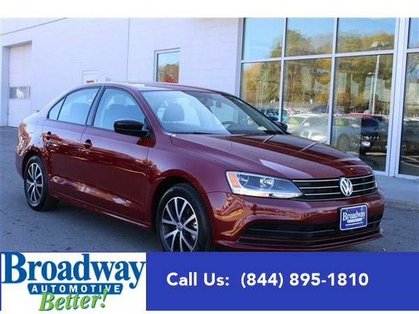 2016 *Volkswagen Jetta Sedan* 1.4T SE Green Bay