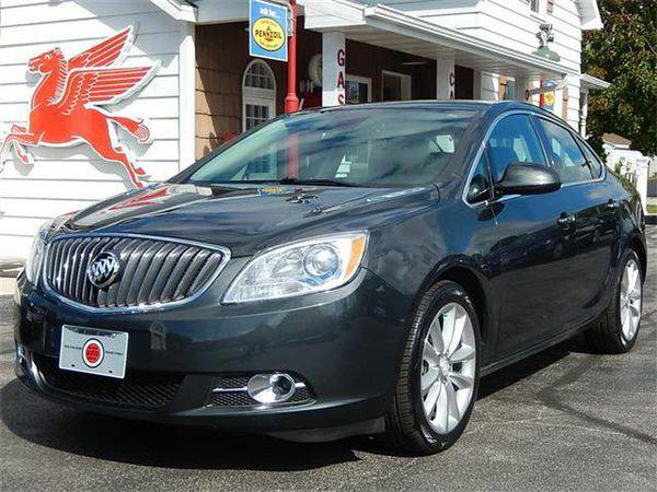 2015 *Buick* *Verano* Leather Group