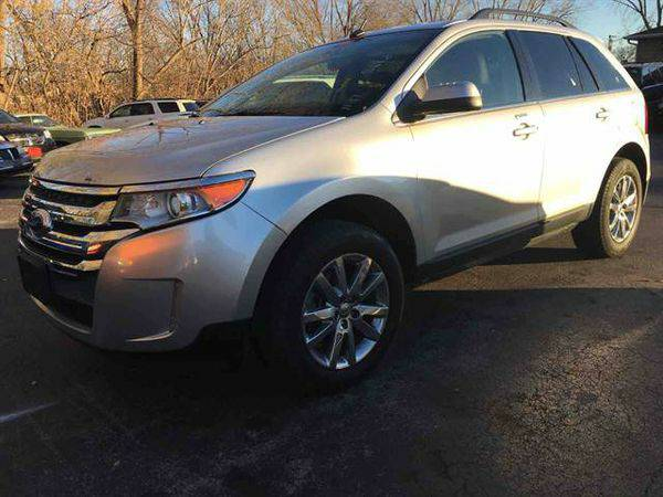 2011 *Ford* *Edge* Limited Sport Utility 4D