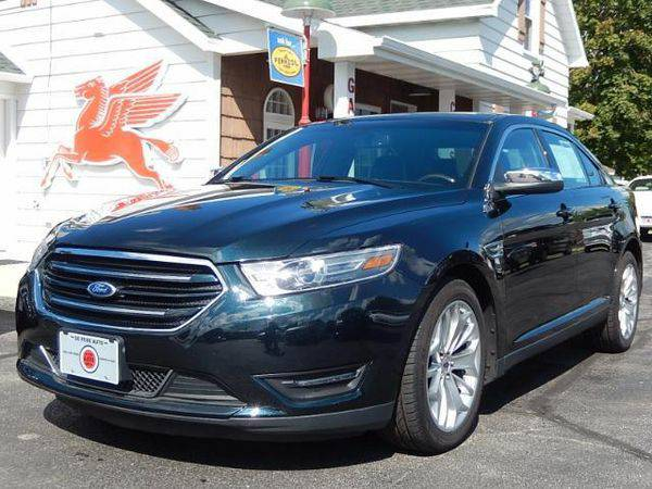 2015 *Ford* *Taurus* Limited