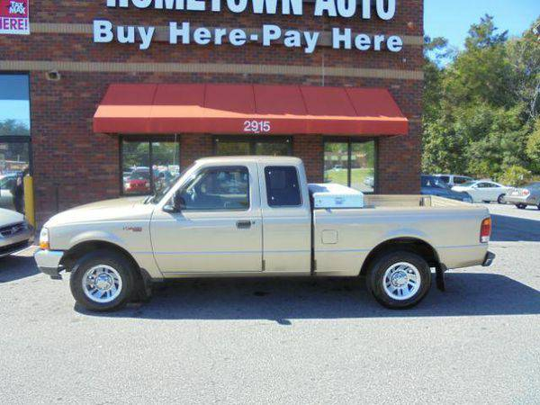 1999 *Ford* *Ranger* XL SuperCab 2WD ( Buy Here Pay Here )