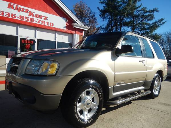 2002 FORD EXPLORER SPORT 4.0 V6 WITH SUNROOF