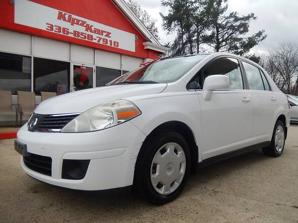 2008 NISSAN VERSA 1.8 S WITH ONLY 114,000 MILES***AUTOMATIC***