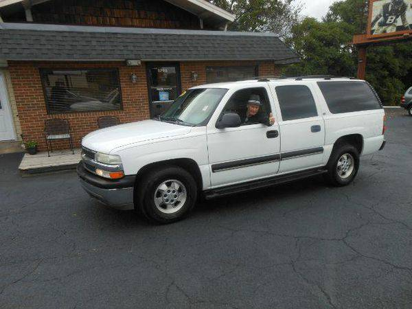 2001 *Chevrolet* *Suburban* C1500 2WD ( Buy Here Pay Here )