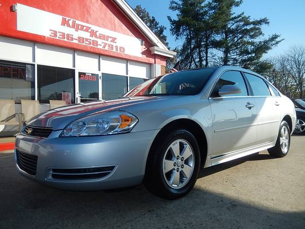2011 CHEVROLET IMPALA LS 3.5 V6 WITH 133,000 MILES***NICE***