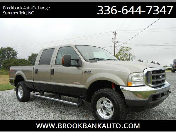 2004 FORD F250 SUPER DUTY LARIAT