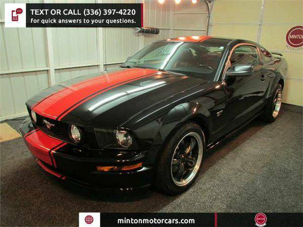 2006 *Ford* *Mustang* GT Deluxe Coupe Easiest 1st time buyer program