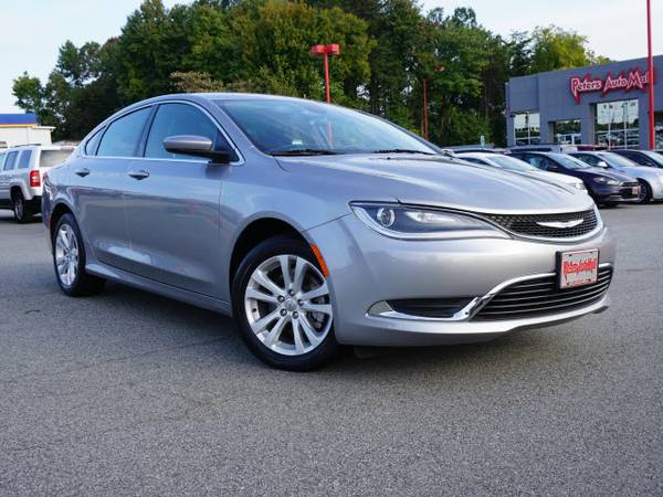 2015 Chrysler 200 Limited **Low Down Payments**