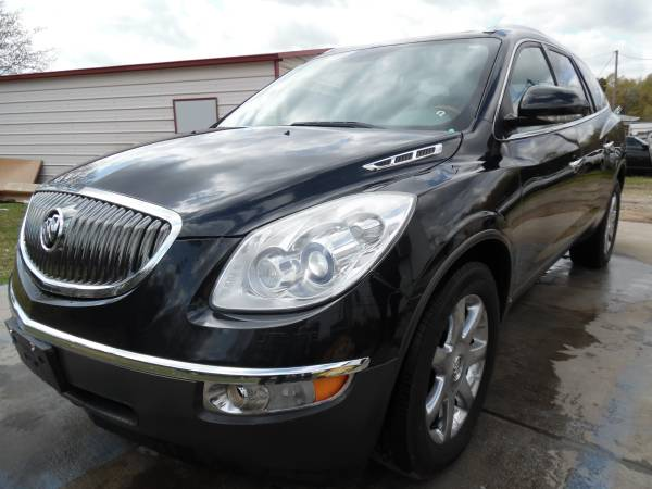 2009 BUICK ENCLAVE CXL AWD 2 SUN ROOF FULLY LOADED 131K MLS