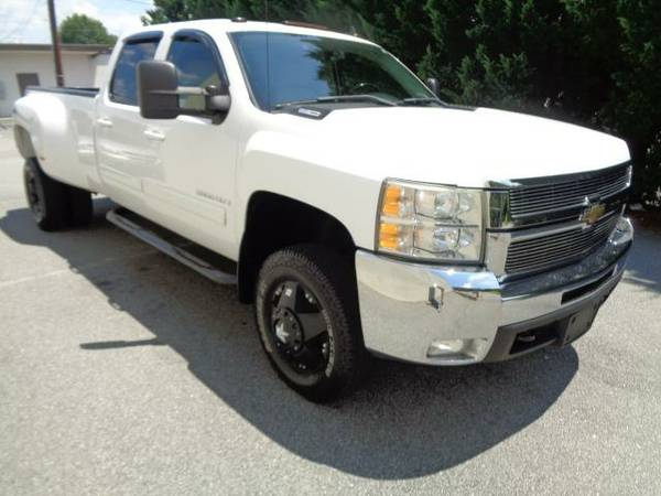 2008 CHEVROLET SILVERADO 3500 * LTZ *CREWCAB *4WD *WE FINANCE