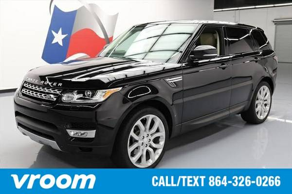 2014 Land Rover Range Rover Sport HSE 4dr SUV 4WD SUV 7 DAY RETURN / 3
