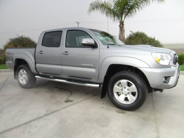 2015 Toyota Tacoma 4D Double Cab PreRunner