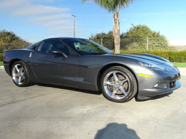 Corvette 2013 2D Coupe Base 18,273 miles only