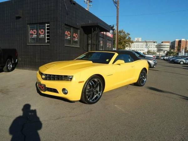 2013 Chevrolet Camaro LT - 54,000 MILES -PURE MUSCLE CAR