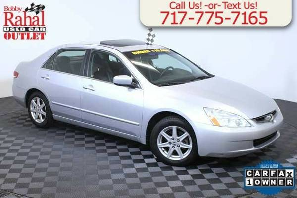 2004 Honda Accord EX Sedan Accord Honda