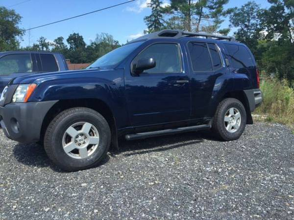 2007 Nissan Xterra 4X4 SUV - one owner - new tires