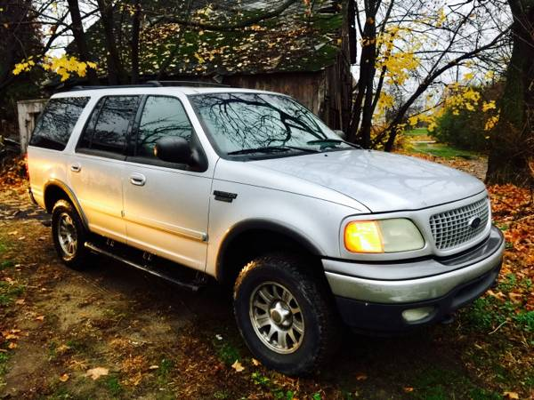ford expedition 4x4 trade trades cash