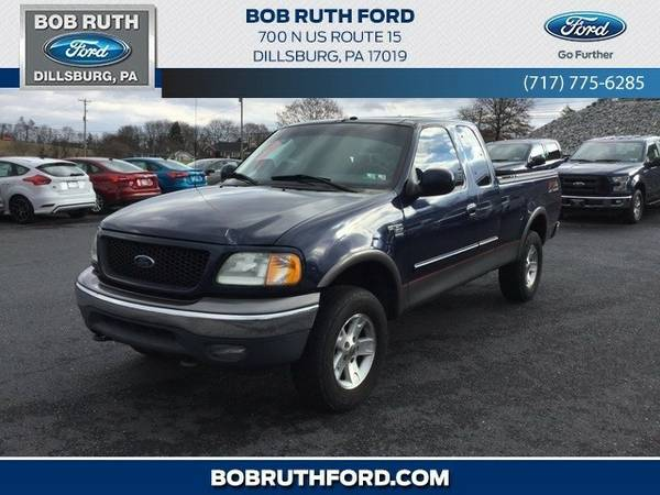 2002 Ford F-150 XLT Truck F-150 Ford